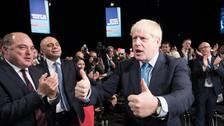 Boris Johnson: 'We live in greatest democracy in the world'