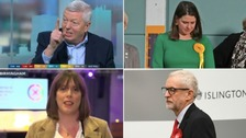 The key moments from the General Election 2019