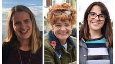 Meet the first female Conservative MPs in Wales