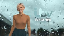 Wales Weather: Wet, windy and cold!