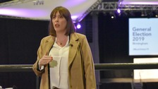 Jess Phillips: 'Of course, somebody like me could be leader of the Labour Party'