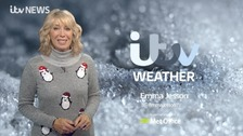 The latest weather for the North West and Isle of Man