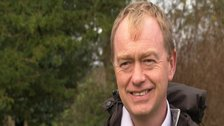 Tim Farron won't run for Lib Dem Leadership