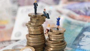 UK drops six places in global gender pay gap report, according to World Economic Forum