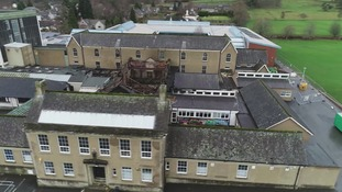 Peebles High School: No date for pupils' return