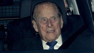 No emergency as Duke of Edinburgh walks into hospital while aides stay quiet on 'pre-existing condition'