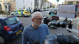 Corbyn urges more protection for delivery drivers after fatal stabbing