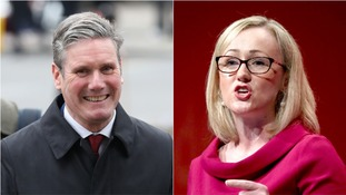 Starmer vows to protect Labour left-wing radicalism as Momentum backs Long Bailey