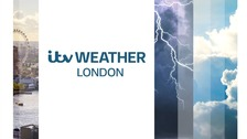 London weather: Rain clearing to leave a dry afternoon