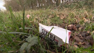 Tewkesbury Borough Council is considering closing the road to clear the rubbish up.