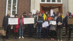 Authors join fight against plans to close 10 Hampshire libraries