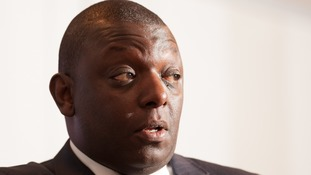 Garth Crooks is another of the trustees.