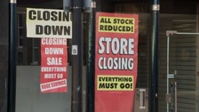 People shopping on West Country high streets falls by 22%