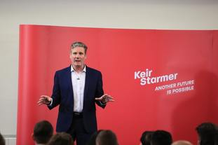 Sir Keir Starmer secured the most amount of nominations from Labour MPs and MEPs )Peter Byrne/PA)