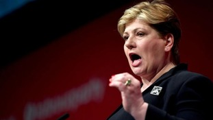Emily Thornberry says Labour faces a 'tough road' back to power.