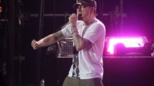 Eminem criticised for comparing himself to Manchester Arena bomber