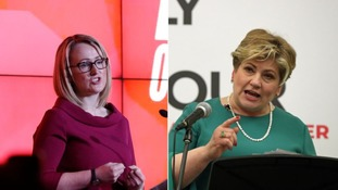 Rebecca Long Bailey and Emily Thornberry launch Labour leadership campaigns