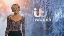 Wales Weather: Bitterly cold under clear skies!