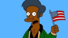 Actor to stop voicing Simpsons character Apu following criticism