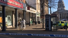 20-year-old man in critical condition after Nottingham assault