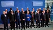 Merkel: Libya arms embargo will be respected