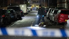 Three men die in stabbings in east London