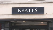 Bournemouth-based Beales collapses into administration, with 1,000 jobs at risk