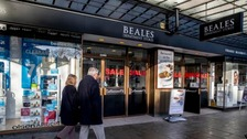 Beales goes into administration, with 1,000 jobs at risk