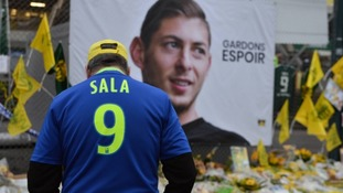 Family of Emiliano Sala renews inquest calls one year on from his death | Wales - ITV News