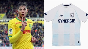 Emiliano Sala's old club dons new kit to pay tribute one year after his death