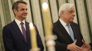 Current President Prokopis Pavlopoulos was not re-nominated for President