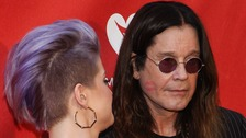 Ozzy Osbourne reveals Parkinson's diagnosis on US talk show