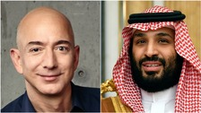 UN calls for investigation after Saudis linked to Bezos phone hack