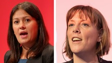 Jess Phillips backs Lisa Nandy for Labour leader