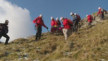 Rescue team celebrates 50 years of live-saving in the Lakes