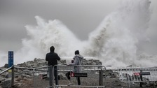 Storm lashes Spain leaving seven dead and 200,000 without power
