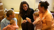 Duchess of Cambridge speaks of challenges living on Anglesey