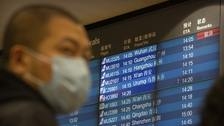 Chinese city on lockdown as officials try to halt coronavirus
