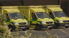 Welsh NHS records worst ever A&E waiting times