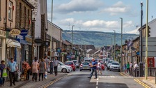 Treorchy wins award for best high street in the UK
