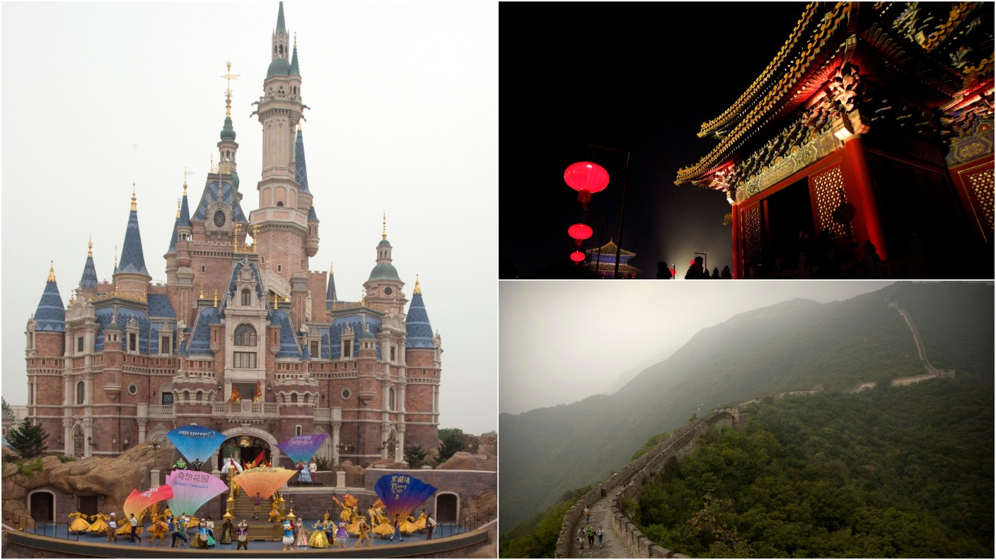From Disneyland to Forbidden City, the China tourist attractions closed following coronavirus outbreak