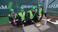 Work finally underway at new Carlisle cancer centre