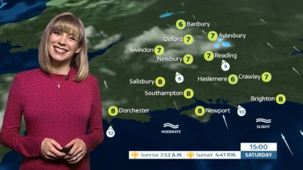 UK Weather forecast: Cloudy across the Meridian region overnight and staying grey tomorrow | Meridian - ITV News