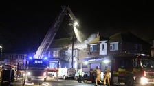 Beauty salon in Brighton destroyed by fire