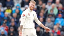 Stokes fined 15 per cent of match fee for swearing at fan