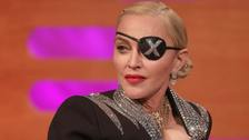 Madonna 'sorry' for cancelling London show of Madame X tour