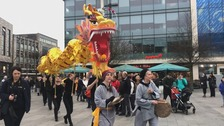 How the region celebrated Chinese New Year 2020
