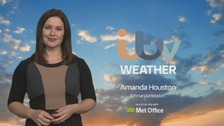 Wales Weather: Sunshine and scattered showers