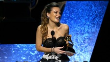 Who is Nicola Benedetti, the UK's newest Grammy winner?