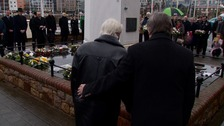 People across the Channel Islands remember those who died during the Holocaust